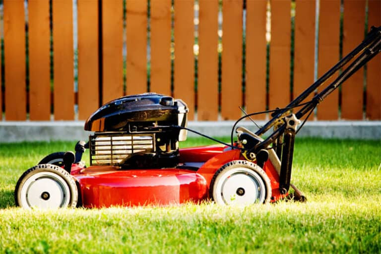 Can I Hose Off My Lawnmower?